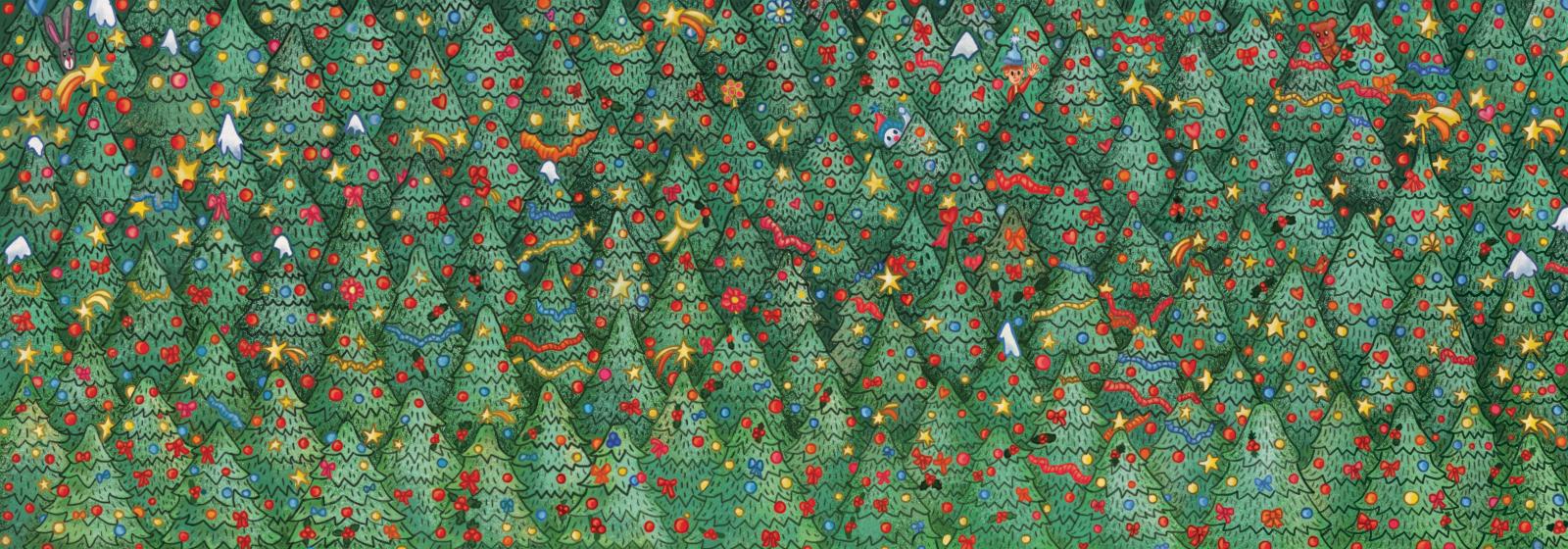 Campaña de rompecabezas de robin navideño de Bloom & Wild