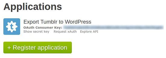 Exportar Tumblr a WordPress