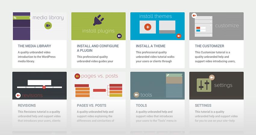 Guías de video para desarrolladores de WPMU