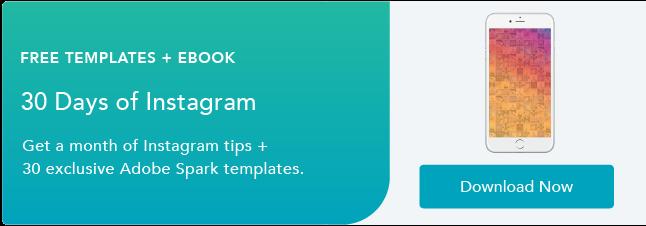 30 días de instagram