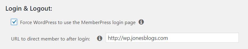 Forzar WordPress