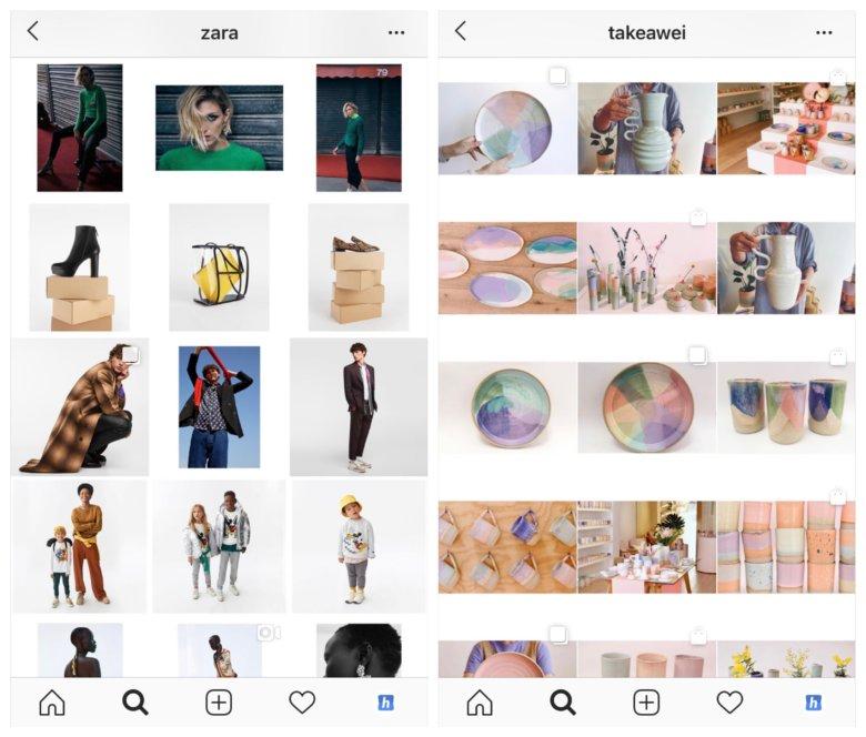 planificador de cuadrícula de instagram