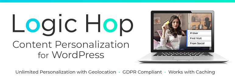 Complemento de WordPress Logic Hop