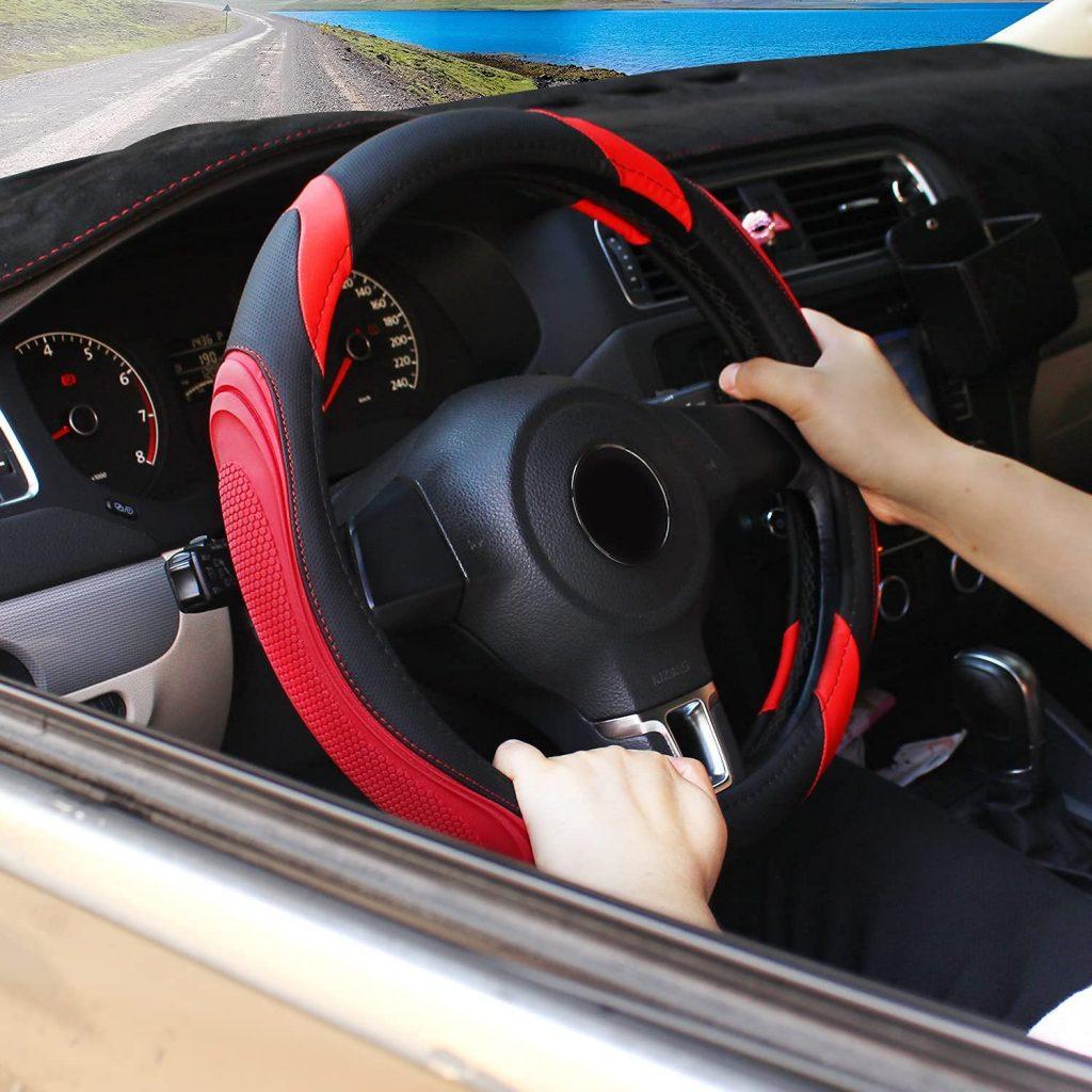 10 mejores cubiertas de volante para Honda CR-V