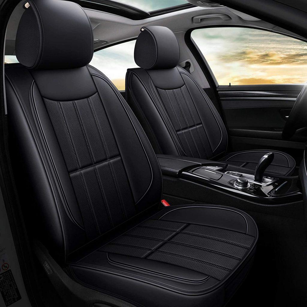 10 mejores fundas de cuero para asientos para Honda CR-V