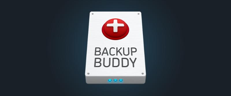 Complemento de WordPress BackupBuddy