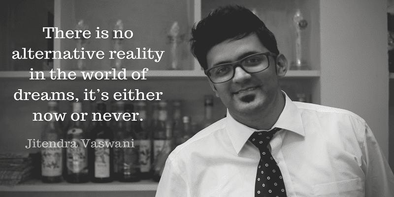 Jitendra vaswani, la mejor bloguera de la India