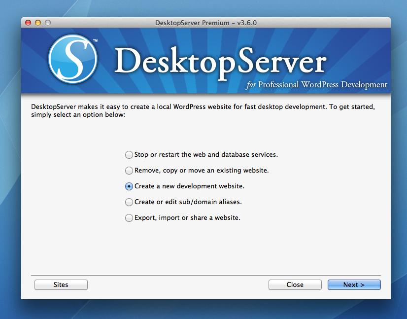 escritorio-servidor-sitios-locales