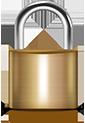 icono de candado-85