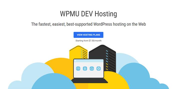Alojamiento para desarrolladores de WPMU