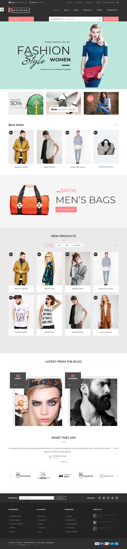 Assyrian - Los mejores temas de WordPress de moda premium