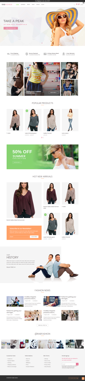 RAB - Los mejores temas de WordPress de moda premium