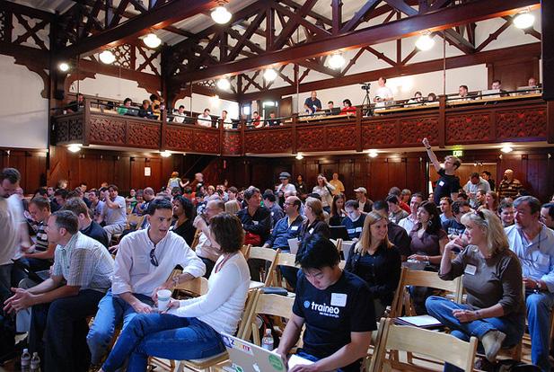 Conferencias de WordCamp