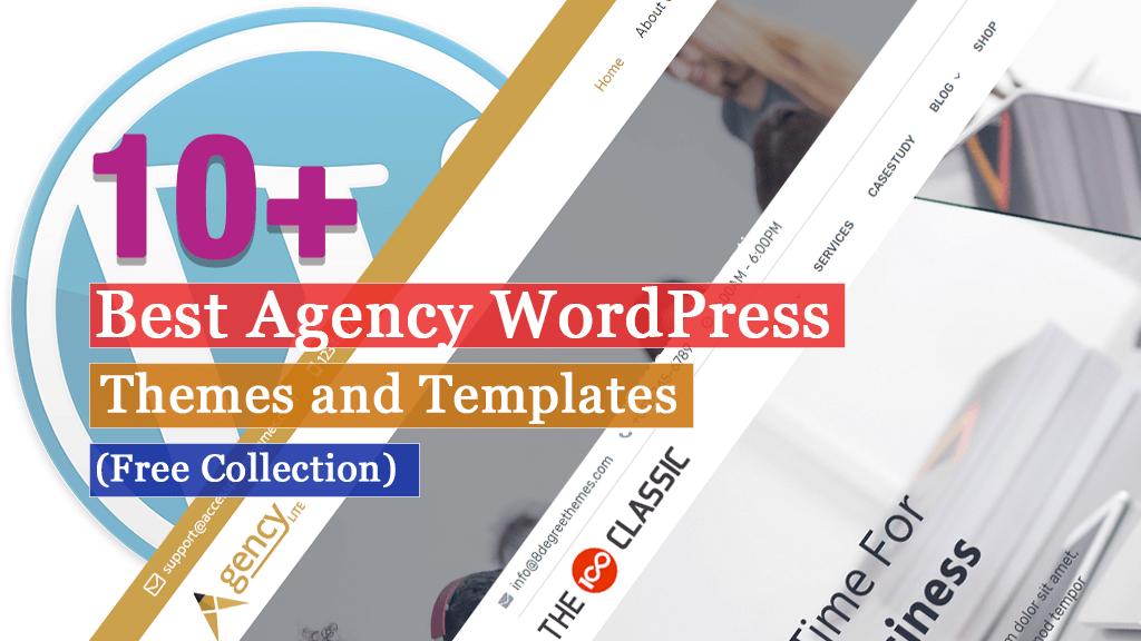 Mejores plantillas y temas de WordPress para agencias
