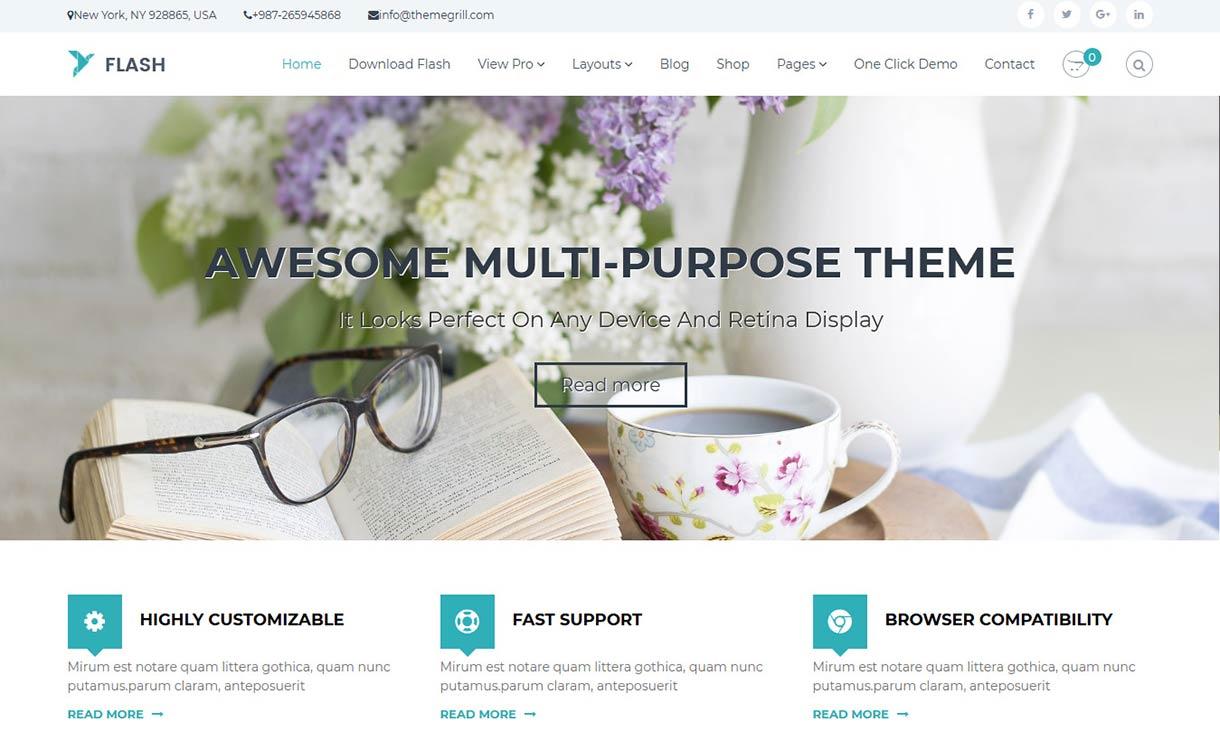 flash-best-free-agency-wordpress-themes