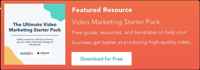 Descubra videos, plantillas, consejos y otros recursos dedicados a ayudarlo a lanzar una estrategia de marketing de video eficaz.