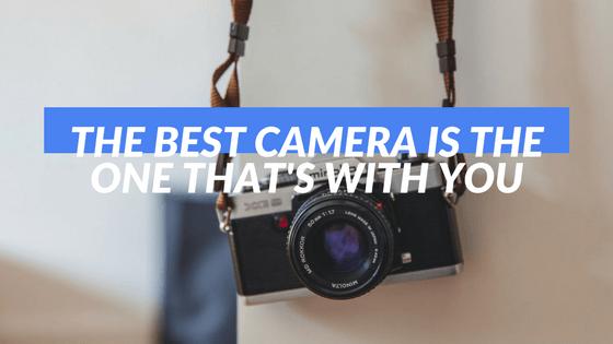 consejos de fotografía para instagram
