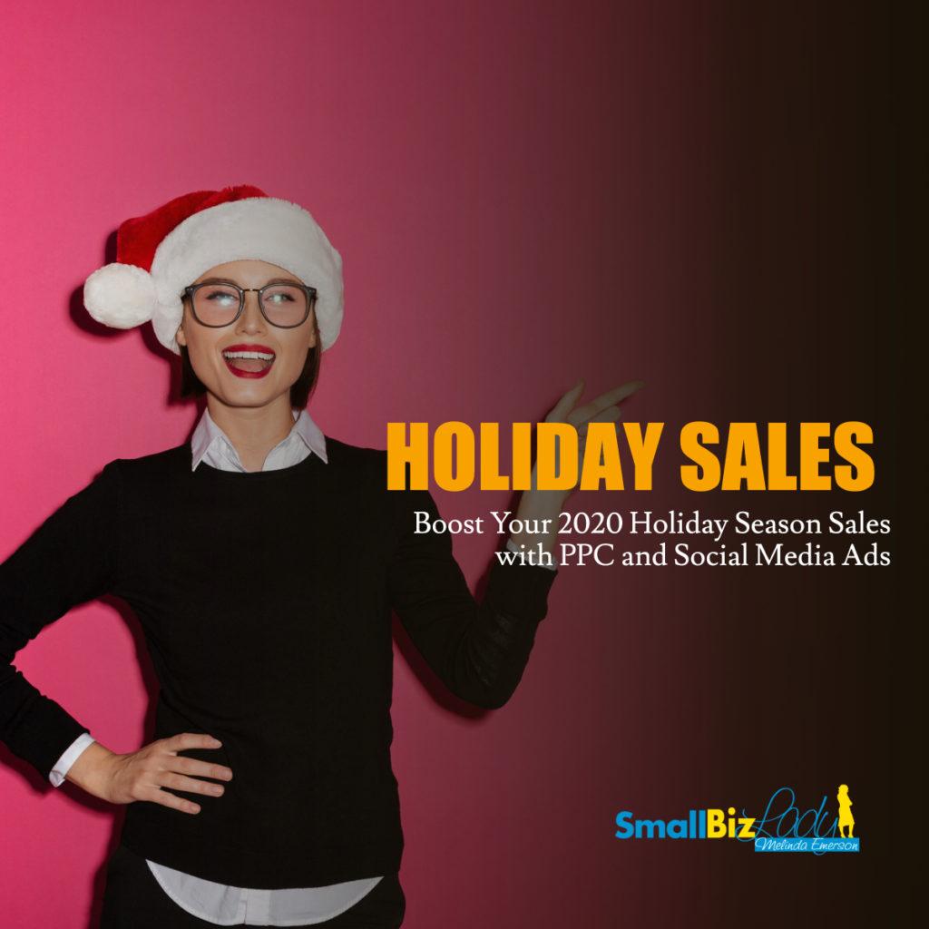 Aumente las ventas de la temporada navideña de 2020 con la imagen social de anuncios de redes sociales y PPC