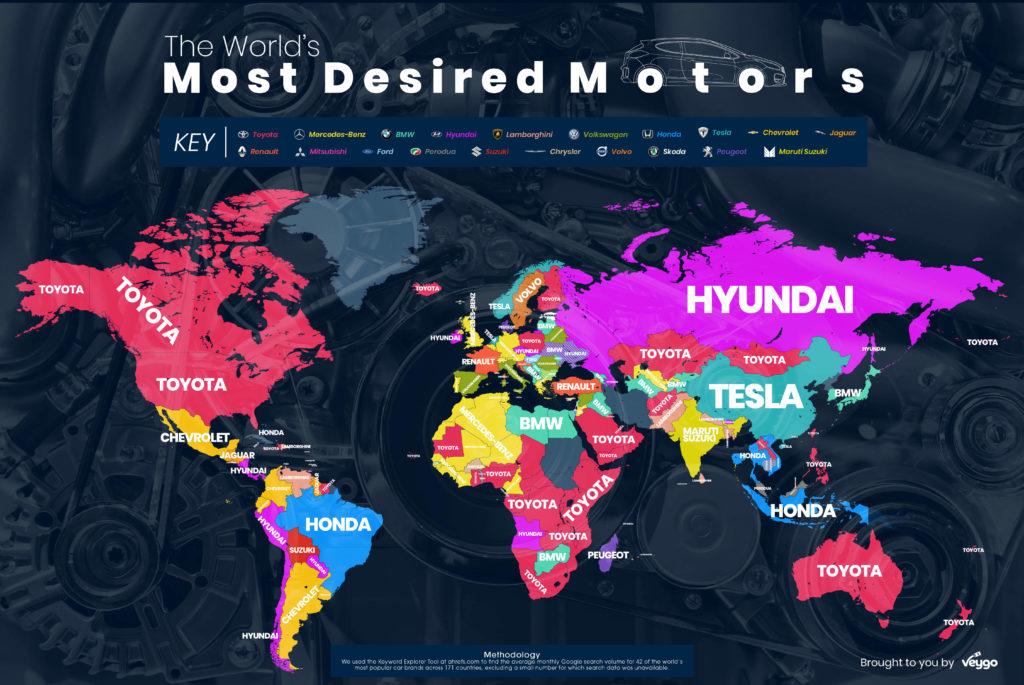 Los motores más deseados del mundo