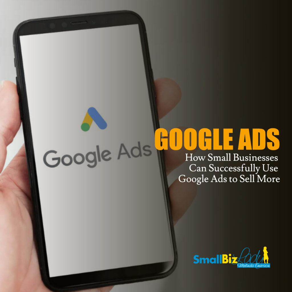 Cómo las pequeñas empresas pueden utilizar Google Ads con éxito para vender más IMAGEN SOCIAL