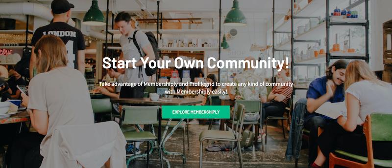 Cómo mejorar las funcionalidades de su tema de la comunidad de WordPress con Membershiply y ProfileGrid