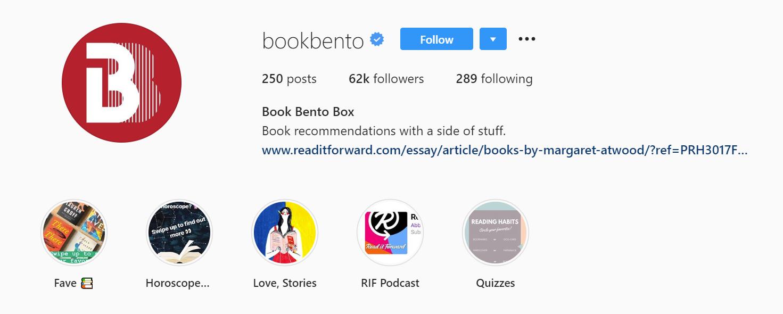 Utilice su biografía para promocionar su blog