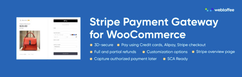 Complemento Stripe Woocommerce