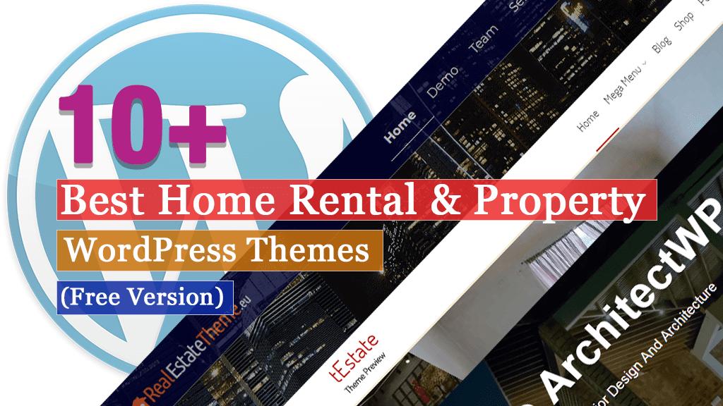 Los mejores temas gratuitos de WordPress para alquiler de casas y propiedades
