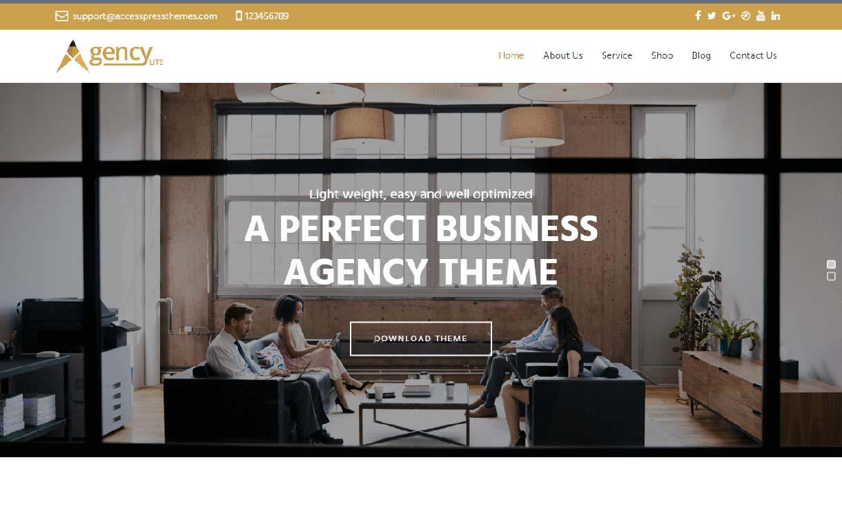 agency-lite-best-free-agency-wordpress-themes