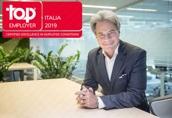 mejores empleadores italia 2019