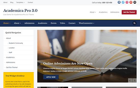 Academica Pro