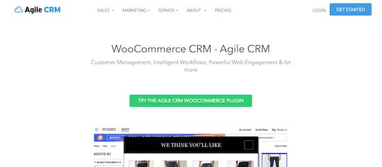 CRM ágil para WooCommerce