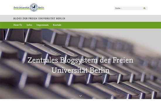 Universidad de berlín