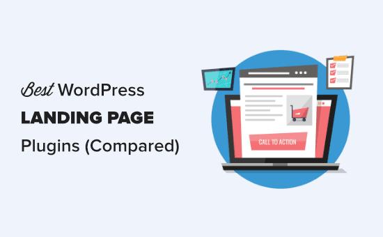 Los mejores complementos de la página de destino de WordPress