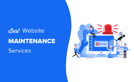 Los mejores servicios de mantenimiento de sitios web (para WordPress)