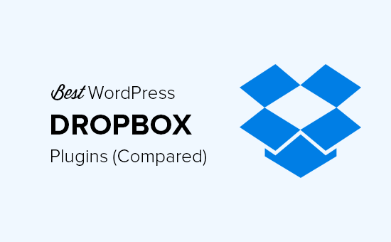 Los mejores complementos de Dropbox para WordPress