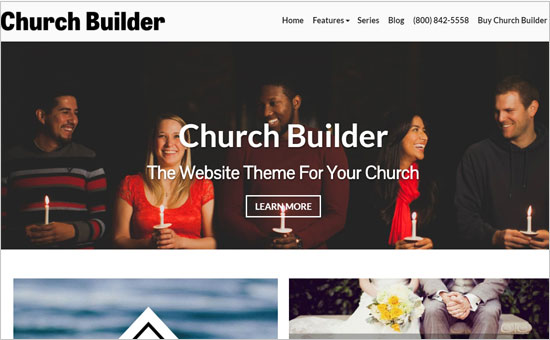 Constructor de iglesias