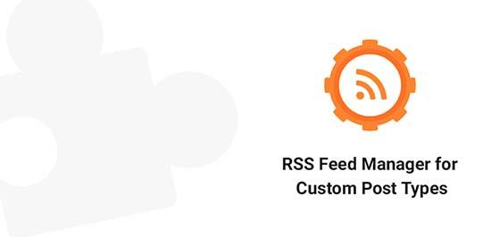 Fuente RSS CBX para tipos de publicaciones personalizadas