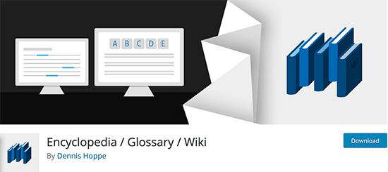 Enciclopedia / Glosario / Wiki