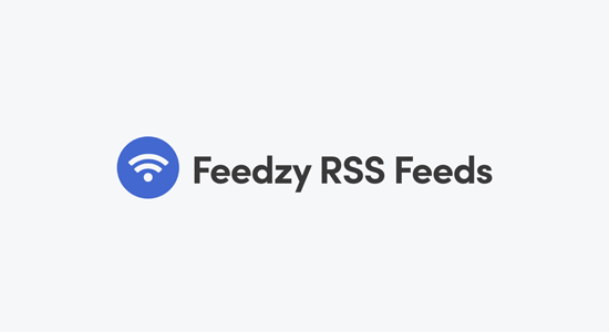 Fuentes RSS Feedzy