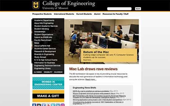 Universidad de Missouri