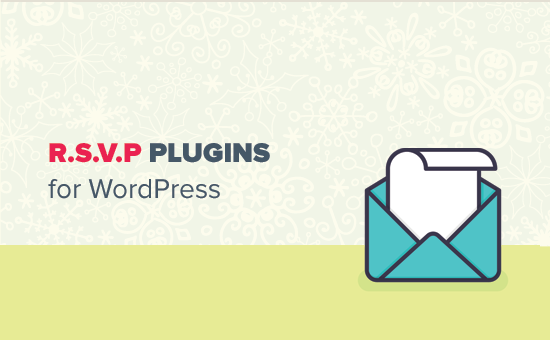 Complementos RSVP para WordPress