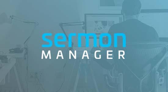 Administrador de sermones