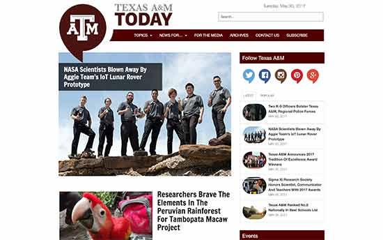 Universidad Texas A & M