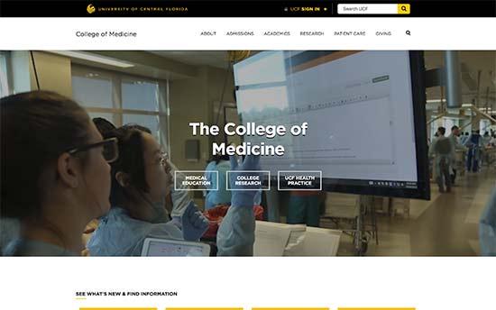 Facultad de Medicina de la UCF