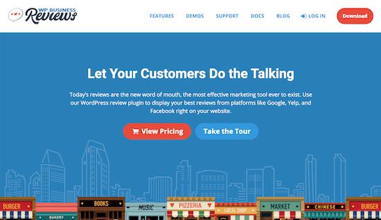 Reseñas de WP Business