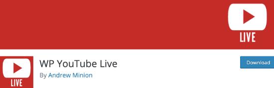 WP YouTube en vivo