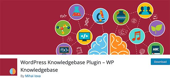 Base de conocimientos de WP