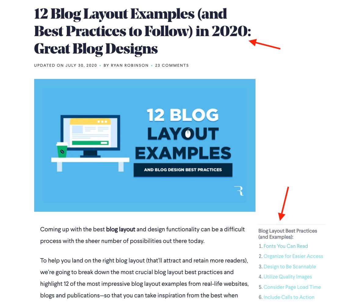 ¿La gente todavía lee blogs?  Mejores prácticas para diseñar un blog que la gente leerá