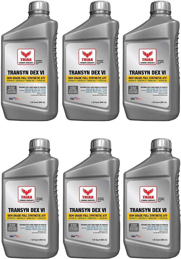 10 mejores fluidos de transmisión para Toyota RAV4